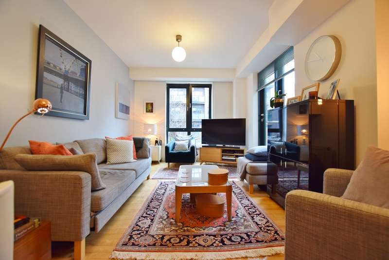1 Bedroom Apartment Flat for sale in Simpsons Fold, 22 Dock Street LS10