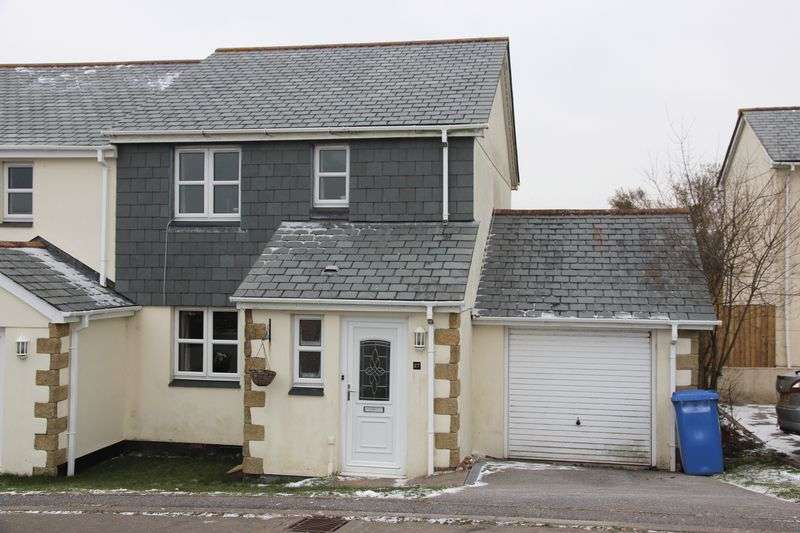 3 Bedrooms Property for sale in St James View Fraddon, St Columb