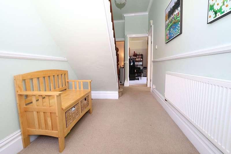 4 Bedrooms Semi Detached House for sale in Albany Avenue, Eccleston Park, PRESCOT, Prescot, Merseyside, L34 2QW