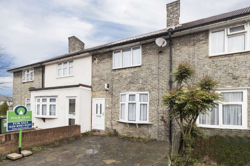 2 Bedrooms Property for sale in Valence Wood Road, Dagenham, RM8
