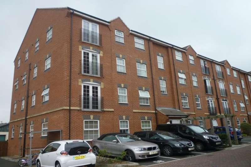 2 Bedrooms Flat for rent in Magnus Court, Derby, DE21