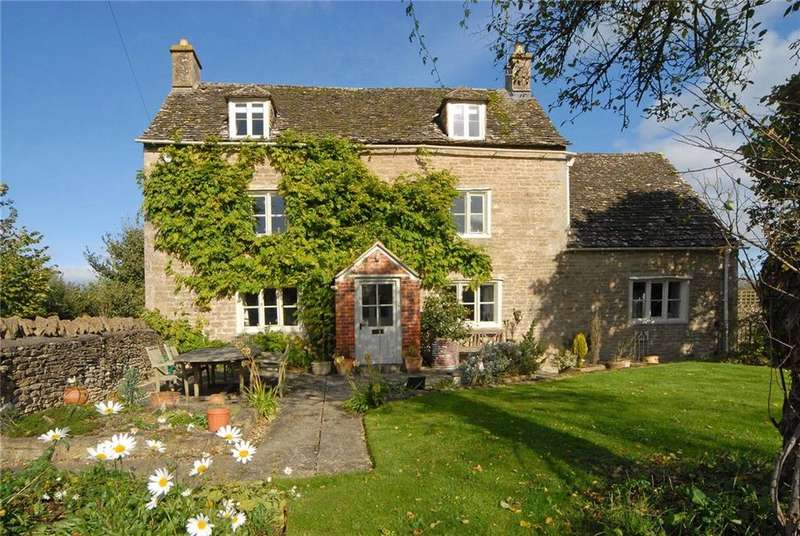 5 Bedrooms Detached House for sale in Shorncote, Cirencester, GL7