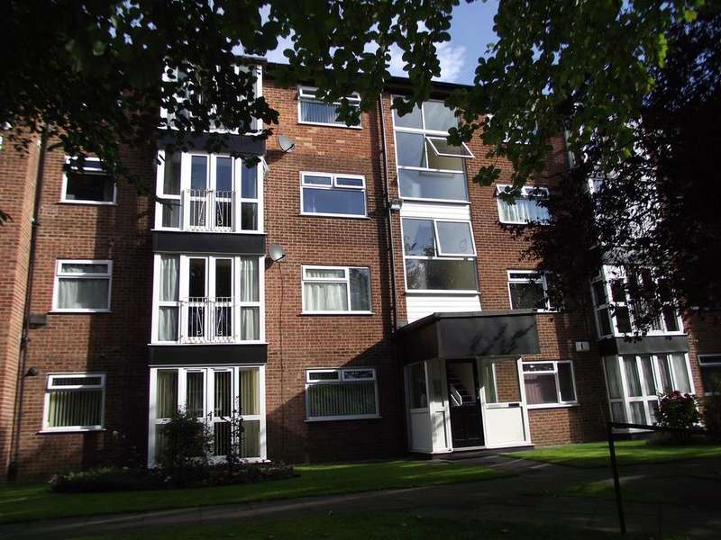 1 Bedroom Apartment Flat for sale in Exeter Court, Middleton