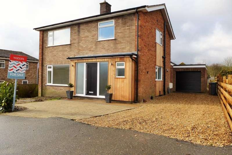 3 Bedrooms Detached House for sale in Cromer