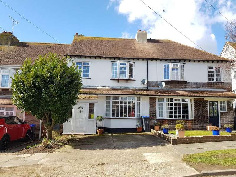 4 Bedrooms Terraced House for sale in Greenways Crescent, Shoreham-by-Sea BN43 6HR