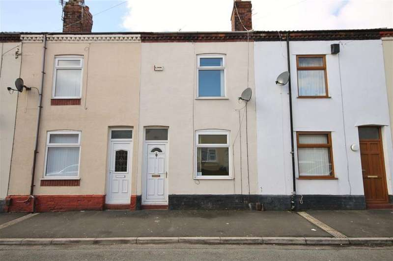 2 Bedrooms Terraced House for sale in Fir Street, Widnes, WA8 6QZ