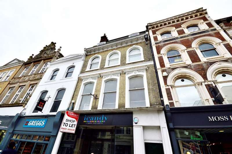 1 Bedroom Apartment Flat for sale in High Street, Colchester