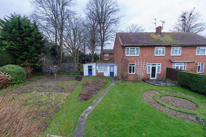 2 Bedrooms Semi Detached House for sale in Garland Square, Tangmere