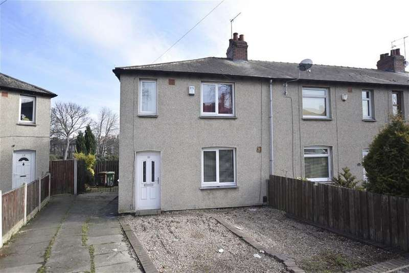 3 Bedrooms Terraced House for sale in Warren Avenue, Wakefield, WAKEFIELD, WF2