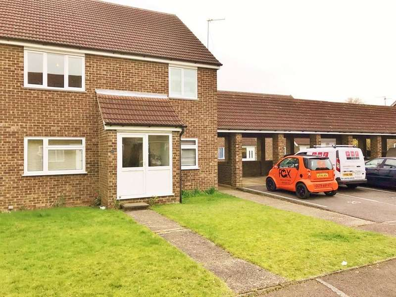 2 Bedrooms Apartment Flat for sale in The Colts, Bishop's Stortford
