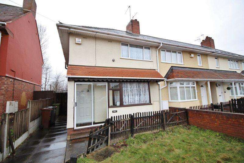2 Bedrooms Terraced House for sale in St Annes Road, Wolverhampton
