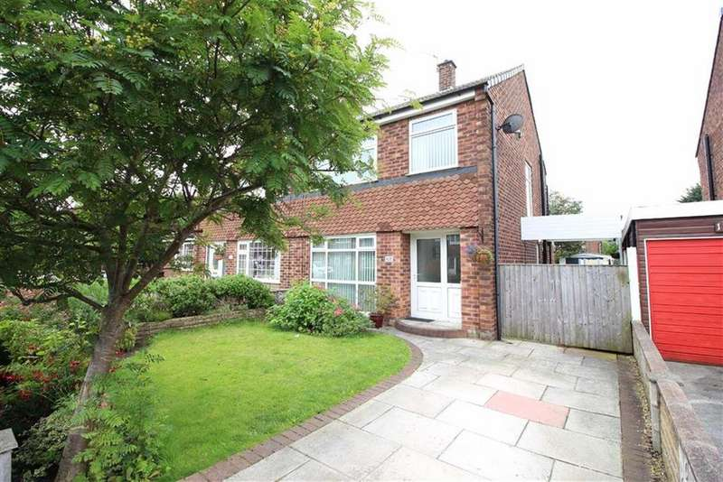 3 Bedrooms Semi Detached House for sale in Arnesby Avenue, Sale