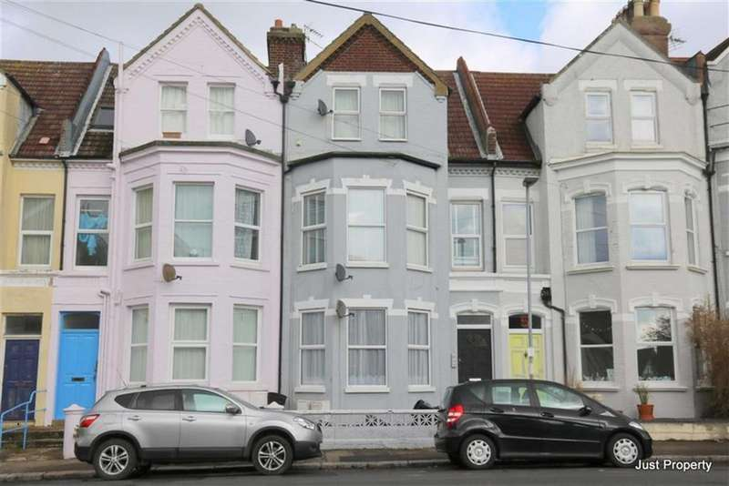 2 Bedrooms Apartment Flat for sale in St Peters Road, St Leonards On Sea