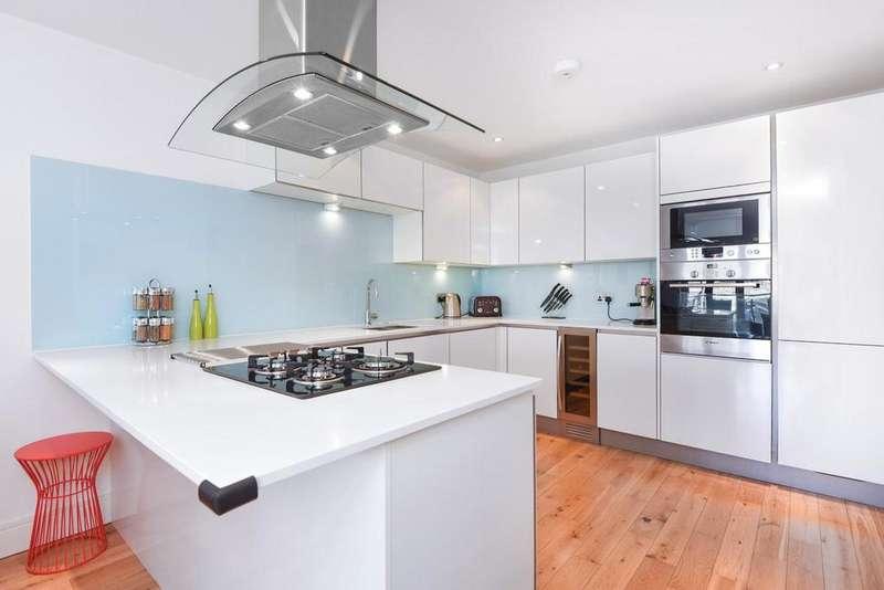 2 Bedrooms Flat for sale in Merton Road, Southfields