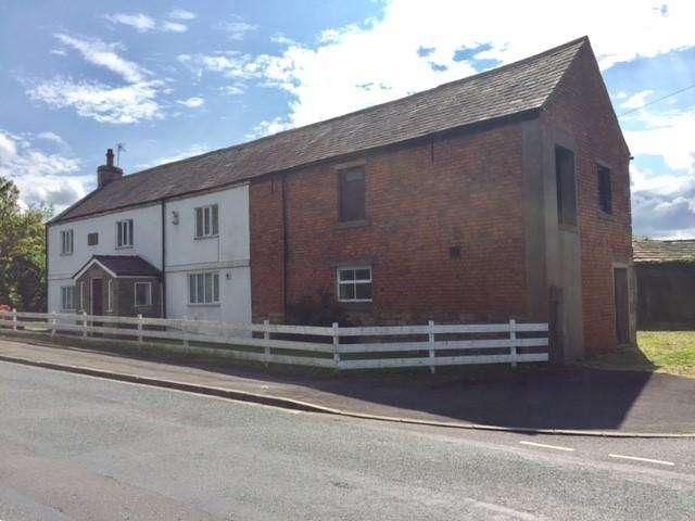 3 Bedrooms Farm House Character Property for sale in Hoghton Lane, Preston PR5