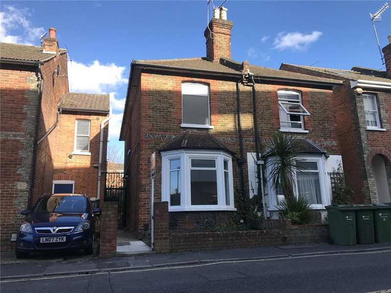 3 Bedrooms Semi Detached House for sale in Haydon Place, Guildford, Surrey, GU1