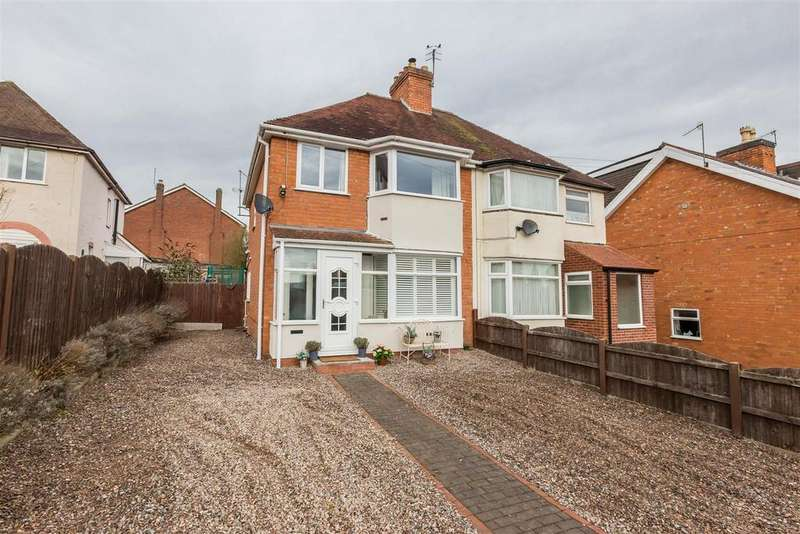 3 Bedrooms Semi Detached House for sale in Highfield Road, Bromsgrove