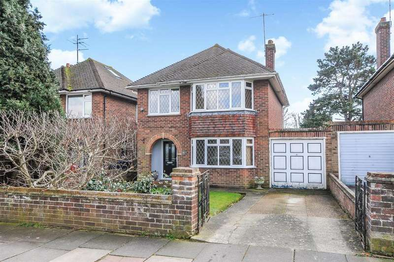3 Bedrooms Detached House for sale in Palatine Road, Goring-By-Sea