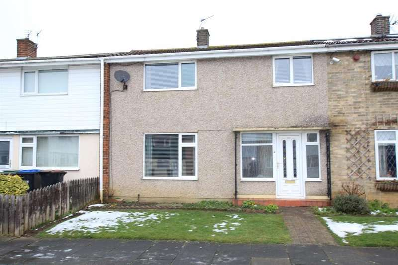 3 Bedrooms Terraced House for sale in Jackson Place, Newton Aycliffe