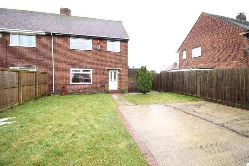 3 Bedrooms Semi Detached House for sale in Cheshire Avenue, Birtley, Chester Le Street