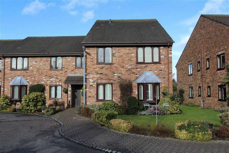 1 Bedroom Flat for sale in Cyrill Bell Close, Lymm