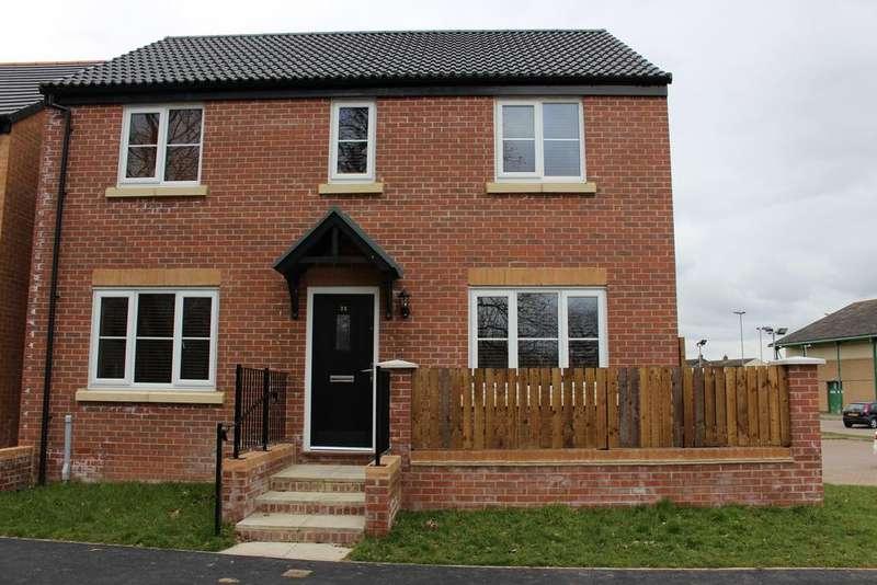 4 Bedrooms Detached House for rent in Walkerville Road, Catterick Garrison DL9
