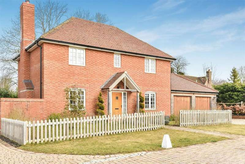 3 Bedrooms Detached House for sale in Barton Stacey, Winchester, Hampshire