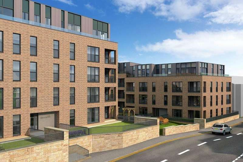 3 Bedrooms Flat for sale in Plot 77 - 21 Mansionhouse Road, Langside, Glasgow, G41