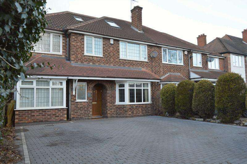 4 Bedrooms Semi Detached House for sale in Whitehouse Common Road, Sutton Coldfield
