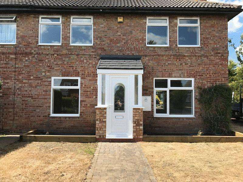 3 Bedrooms Semi Detached House for rent in Broadgate, Weston