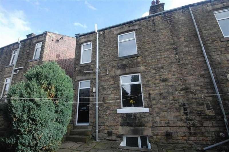 1 Bedroom Terraced House for sale in Bank Street, Mirfield, WF14