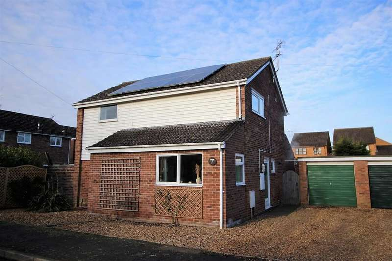 4 Bedrooms Detached House for sale in Waterbeach, Cambridge