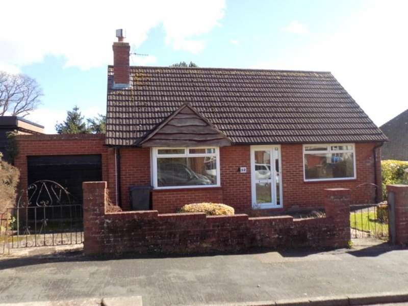2 Bedrooms Detached Bungalow for sale in Trinfield Avenue, Exmouth