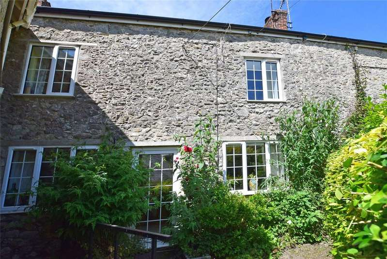 3 Bedrooms Terraced House for sale in Rose Cottage, Branscombe, Seaton, Devon.