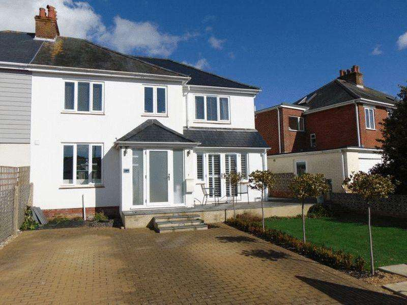 4 Bedrooms Semi Detached House for rent in Wick Lane, Bournemouth