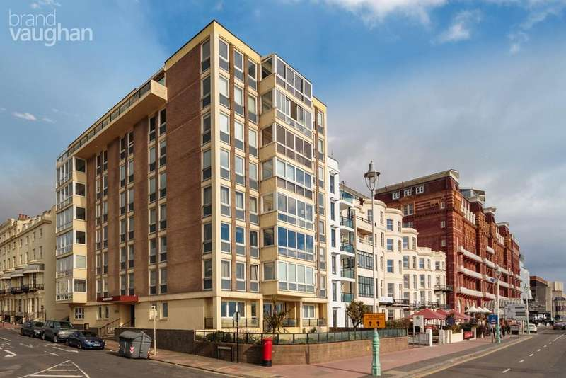 2 Bedrooms Apartment Flat for sale in Kings Road, Brighton, BN1
