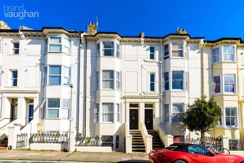 2 Bedrooms Maisonette Flat for sale in Buckingham Street, Brighton, BN1