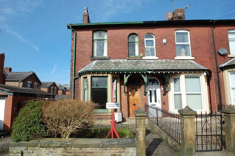 3 Bedrooms Terraced House for sale in Granville Road, Blackburn