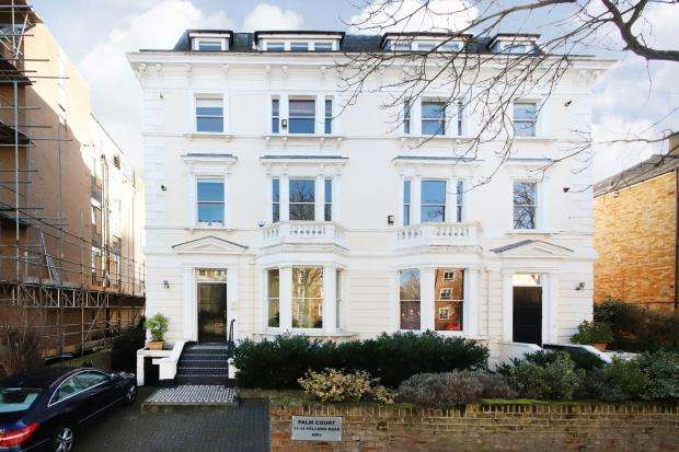 2 Bedrooms Apartment Flat for sale in Fellows Road, Belsize Park, NW3