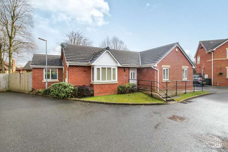 3 Bedrooms Detached Bungalow for rent in Blossom Grove, Whittle-Le-Woods, Chorley, PR6
