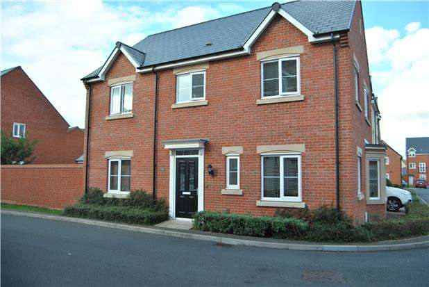 4 Bedrooms Detached House for rent in Webbs Way, TEWKESBURY, Gloucestershire, GL20