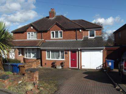 4 Bedrooms Semi Detached House for sale in New Road, Burntwood, Staffordshire