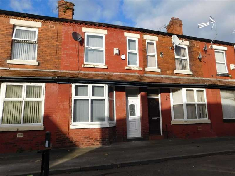 3 Bedrooms Terraced House for sale in Albemarle Street, Manchester