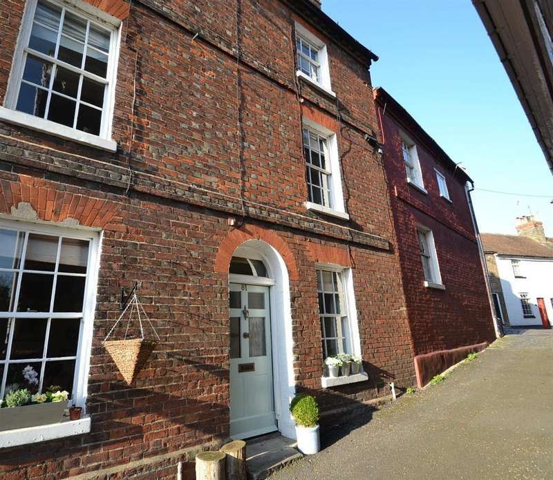 3 Bedrooms Terraced House for sale in The Quay, High Street, Aylesford