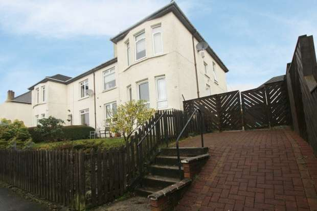 4 Bedrooms Flat for sale in Baldaric Road, Knightswood, Glasgow, G13 3QJ
