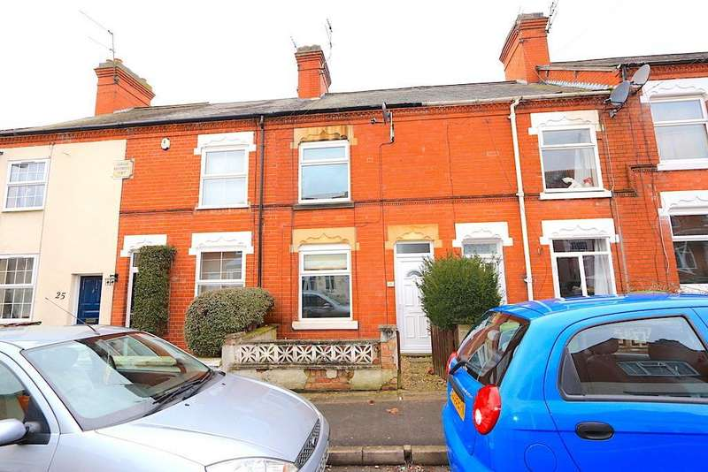 2 Bedrooms Terraced House for sale in Castle Road, Kirby Muxloe