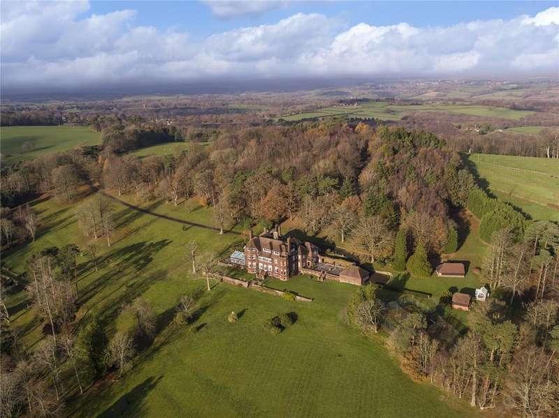 11 Bedrooms Detached House for sale in Tottingworth Park, Broad Oak, Heathfield, East Sussex, TN21