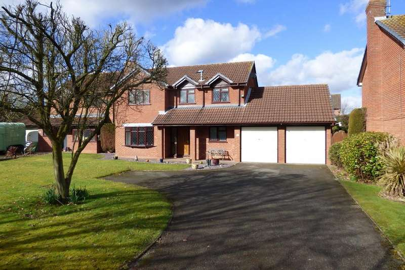 3 Bedrooms Detached House for sale in Bitham Lane, Stretton, Burton upon Trent