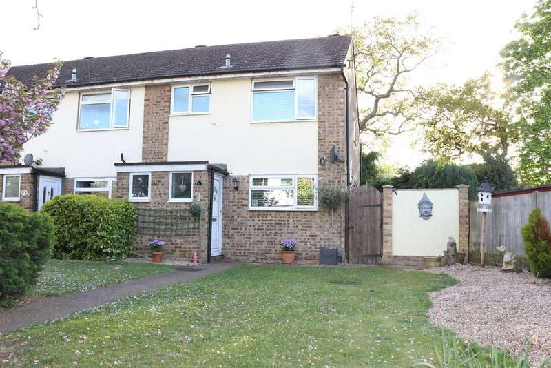 4 Bedrooms End Of Terrace House for sale in The Willows, Byfleet