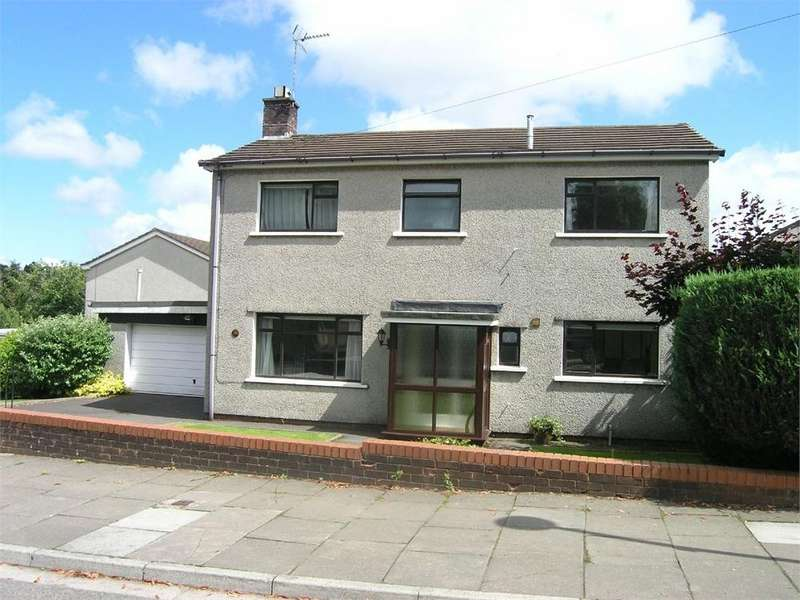 4 Bedrooms Detached House for sale in Mill Road, Llanishen, Cardiff